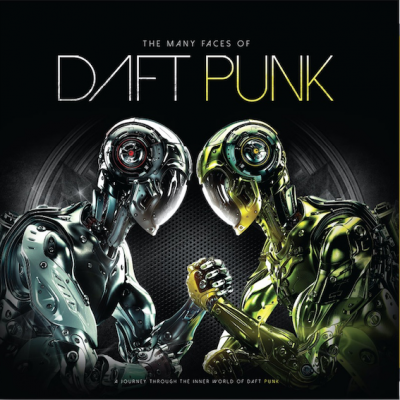 Many Faces Of Daft Punk: Limited Yellow & Marble Vinyl 2LP