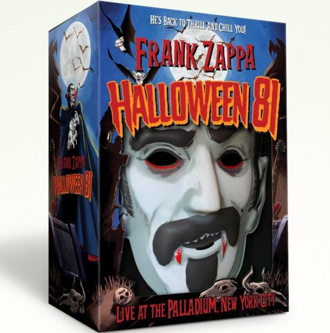 Frank Zappa - Halloween 81: 6CD Box Set (Shop Collection Only)