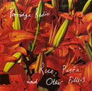 Porridge Radio - Rice, Pasta And Other Fillers: Translucent Vinyl LP