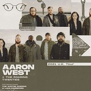 Aaron West + The Roaring Twenties 23/05/21 @ The Key Club