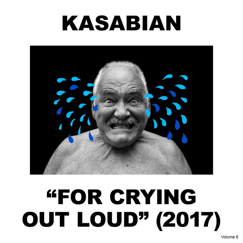 Kasabian - For Crying Out Loud: Vinyl LP