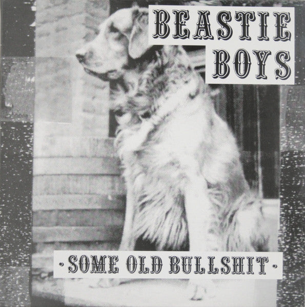 Beastie Boys - Some Old Bullshit: White Vinyl LP Limited Black Friday RSD 2020 *Pre Order