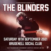 Blinders (The) 18/09/21 @ Brudenell Social Club