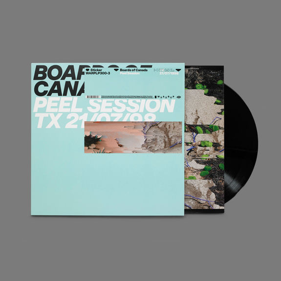 Boards Of Canada - Peel Session: Vinyl 12""