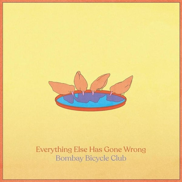 Bombay Bicycle Club - Everything Else Has Gone Wrong: Deluxe Double Vinyl LP