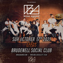 Brass Against 17/10/21 @ Brudenell Social Club