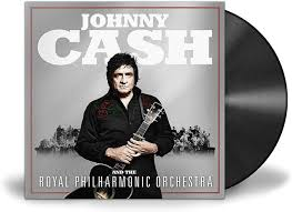 Johnny Cash & The Royal Philharmonic Orchestra: Vinyl LP