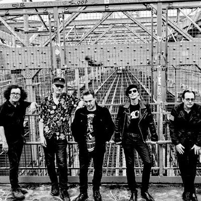 Damned (The) 10/09/20 @ Leeds University (Stylus) Cancelled