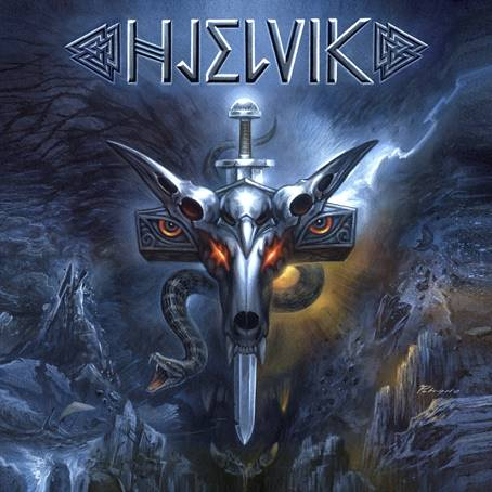 Hjelvik - Welcome To Hell: Limited Black Vinyl LP + Poster
