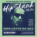 Hop Skank - Don Letts DJ Set 10/10/20 @ The Constitutional, Farsley
