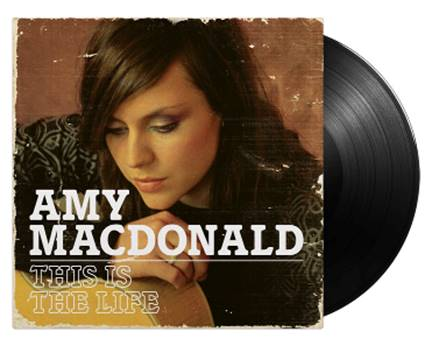 Amy Macdonald - This Is The Life: 180g Vinyl LP Reissue With Lyric Insert *Pre Order