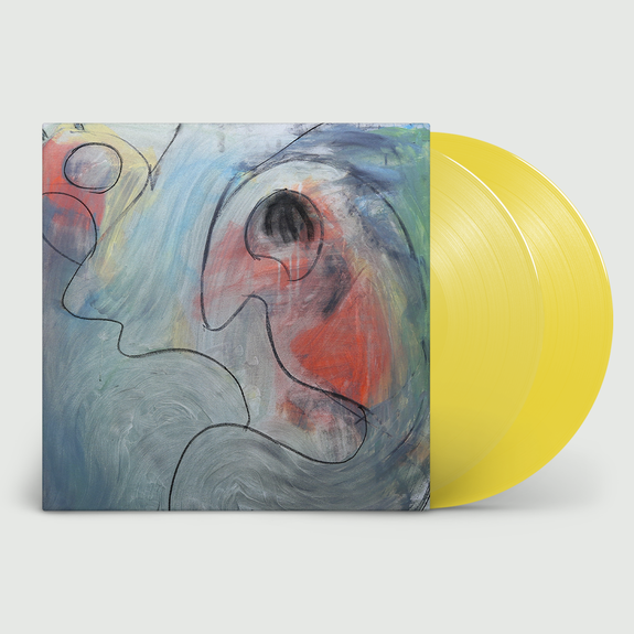 Luke Jenner - 1: Double Yellow Vinyl LP