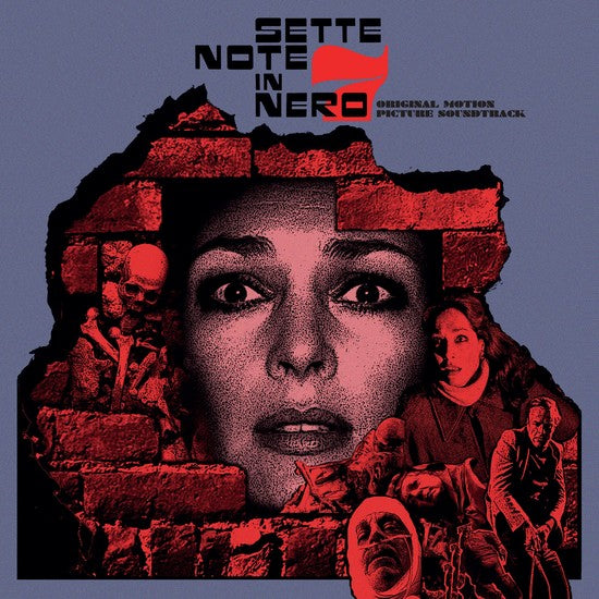 Sette Note In Nero - Original Soundtrack: Vinyl 2LP