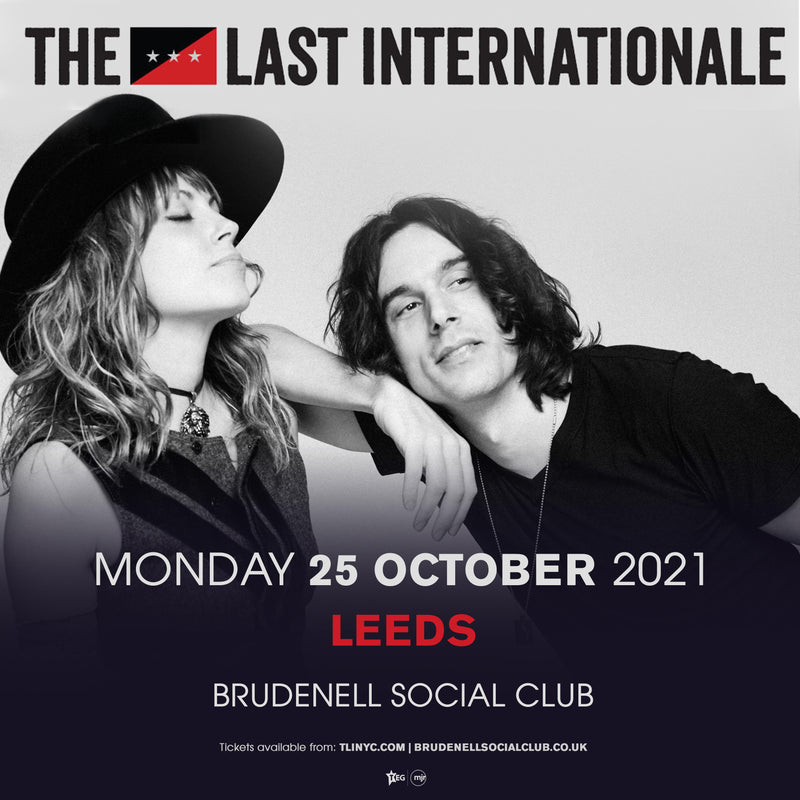 Last Internationale (The) 25/10/21 @ Brudenell Social Club