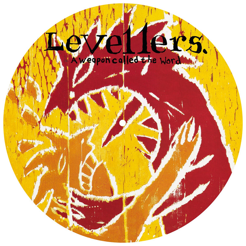 Levellers -  A Weapon Called The Word: Picture Disc Vinyl LP