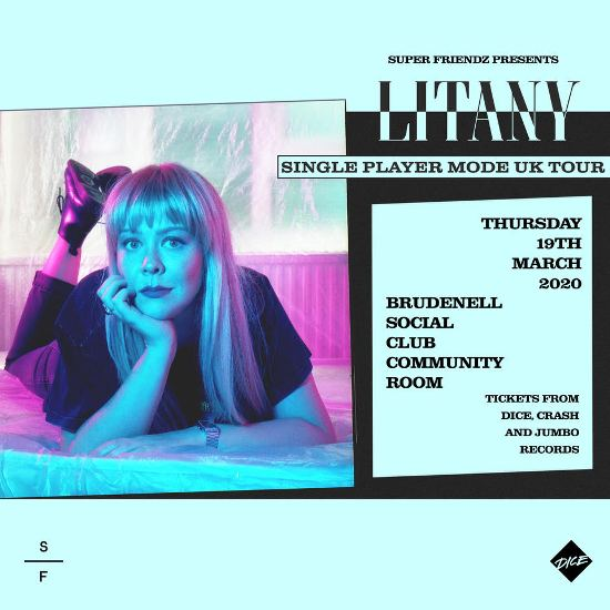 Litany @ Brudenell Social Club *CANCELLED*