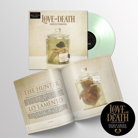 Love And Death - Perfectly Preserved: Various Formats *Pre Order