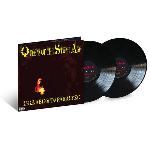 Queens Of The Stone Age - Lullabies To Paralyze Double Vinyl LP Reissue