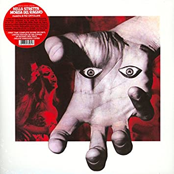 Nella Stretta Morsa Del Ragno - Original Soundtrack (Riz Ortolani): Limited Blood Red LP