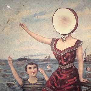 Neutral Milk Hotel - In The Aeroplane Over The Sea: 180g Vinyl LP