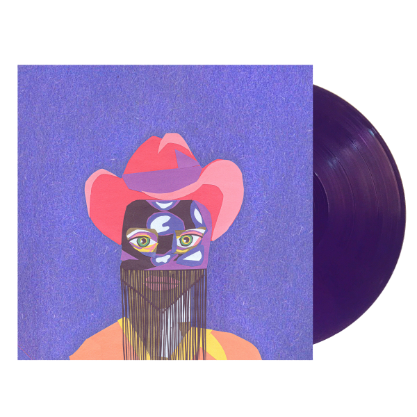 "Orville Peck - Show Pony: 12"" Purple Vinyl Maxi Single"