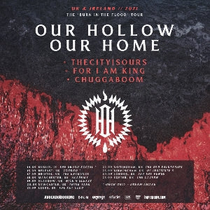 Our Hollow, Our Home 21/09/21 @ The Key Club