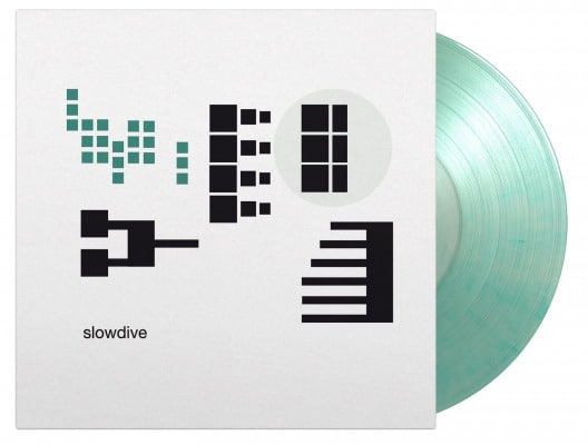 Slowdive – Pygmalion: Limited Edition Green Marbled Vinyl LP