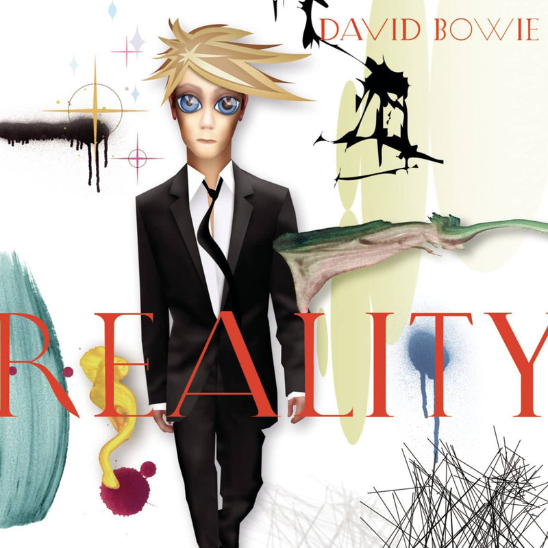 David Bowie - Reality: Vinyl LP