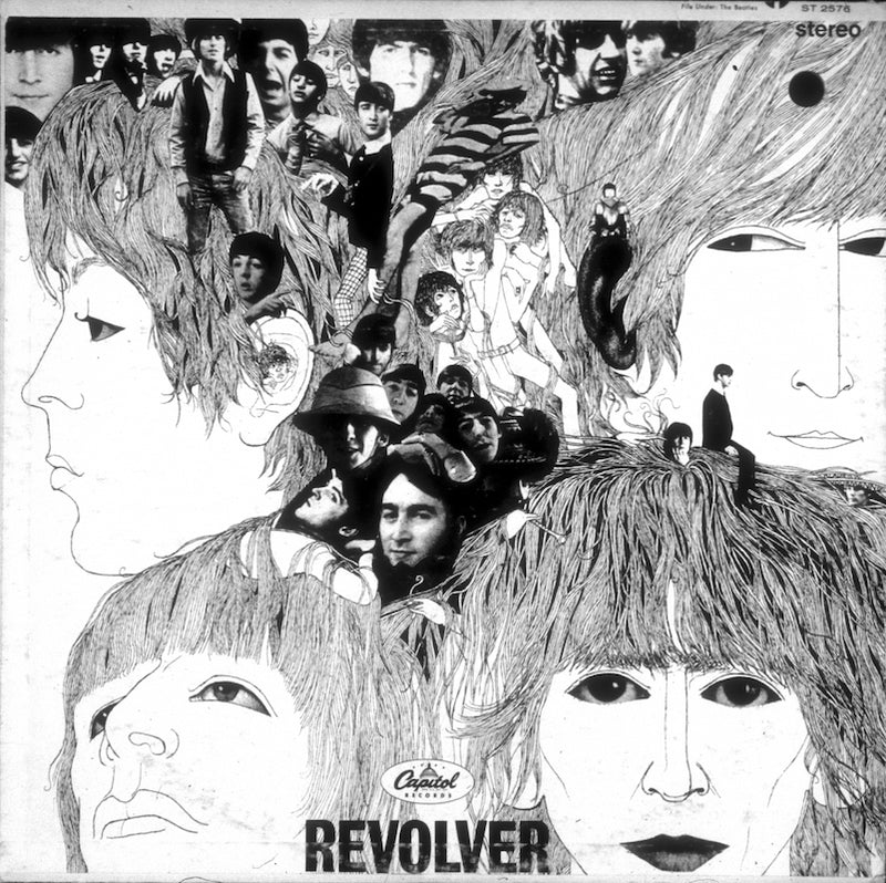 Beatles (The) - Revolver: Vinyl LP Remaster