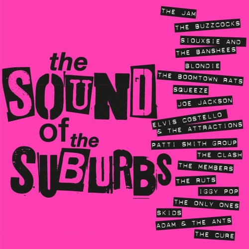 Various Artists - Sound Of The Suburbs: Vinyl LP