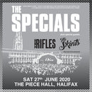 Specials (The) 02/07/21 @ Piece Hall, Halifax