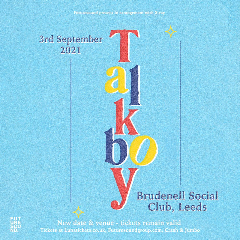Talkboy 03/09/21 @ Brudenell Social Club