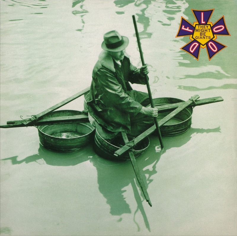 They Might Be Giants - Flood (30th Anniversary): Limited Edition Icy Mint Vinyl LP