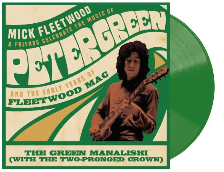 "Mick Fleetwood & Friends - The Green Manalishi: 12"" Vinyl Single Limited Black Friday RSD 2020 *Pre Order"