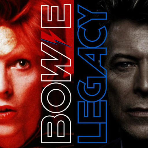 David Bowie - Legacy (The Very Best Of): Double Vinyl LP