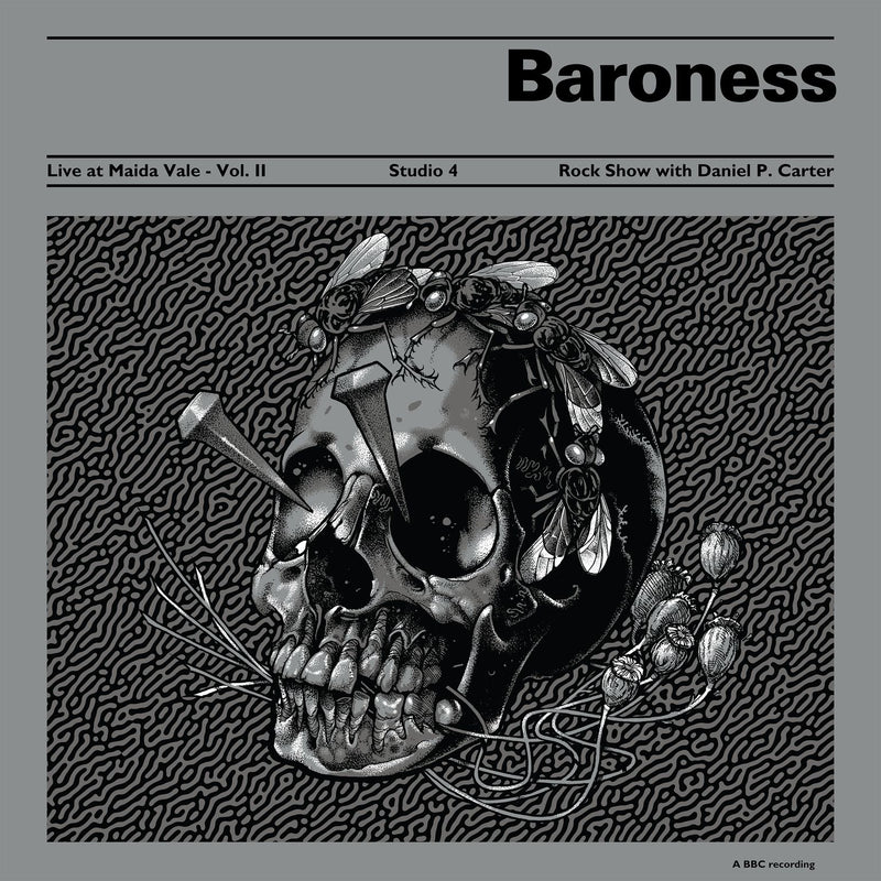 Baroness - Live at Maida Vale BBC - Vol. II: Vinyl LP Limited Black Friday RSD 2020 *Pre Order