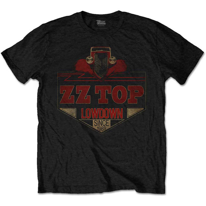 ZZ Top Lowdown Unisex T-Shirt