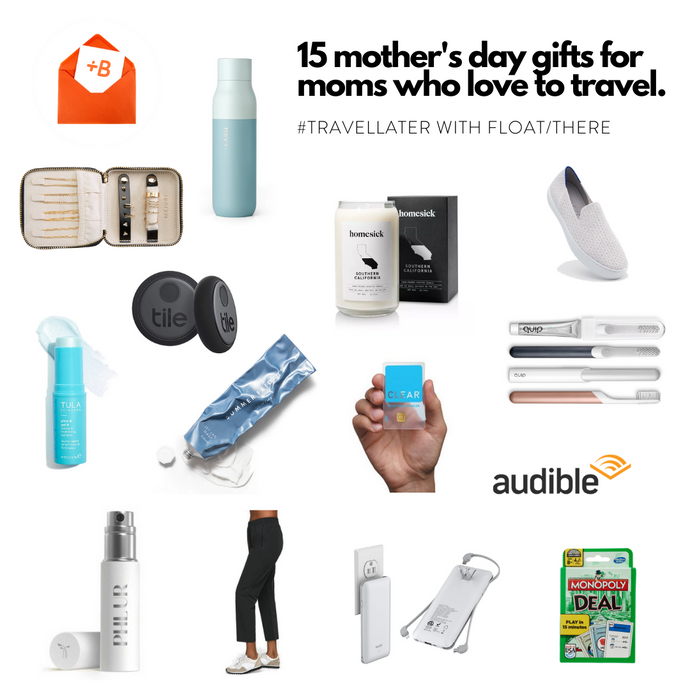 15 Mother's Day Gifts for Moms Who Love to Travel