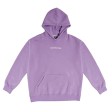 Load image into Gallery viewer, Hoodie Purple Rain Oversized- Unisex