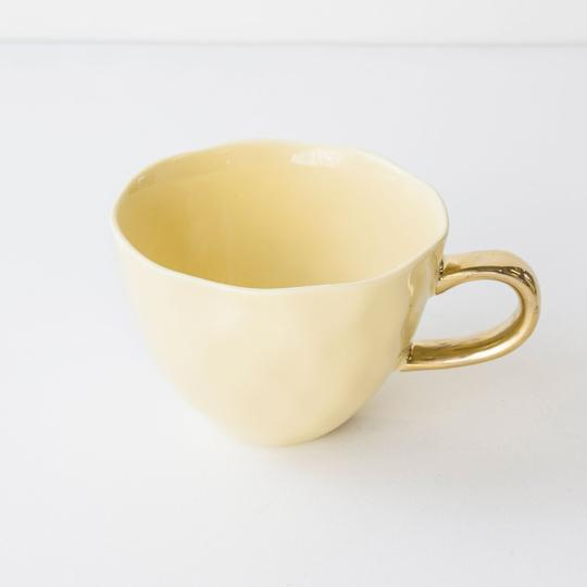 Tasse GOOD MORNING - jaune