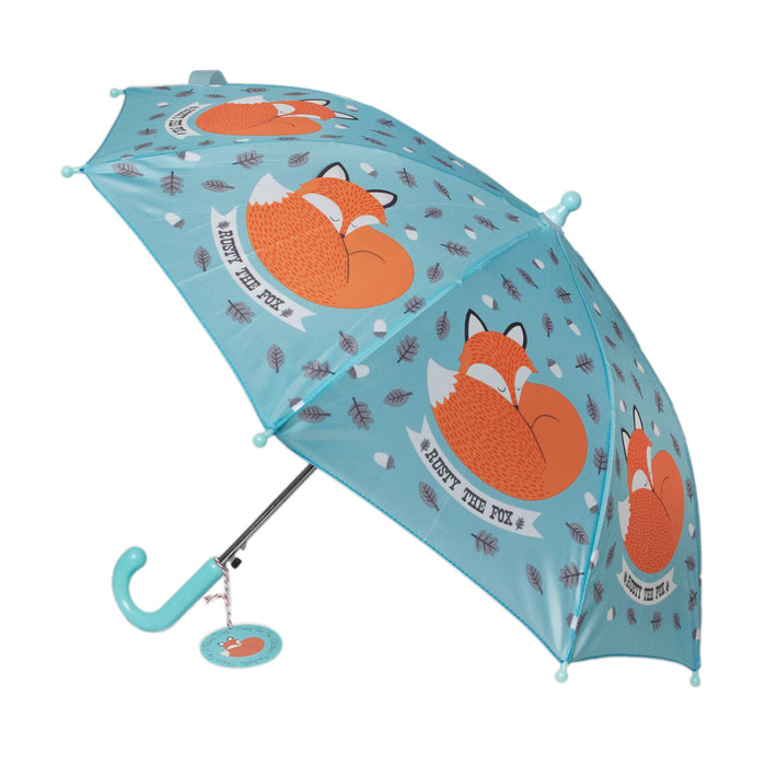 "Parapluie ""Rusty the Fox"""