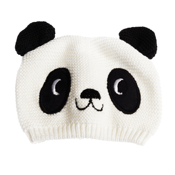"Bonnet bébé ""Miko the Panda"""