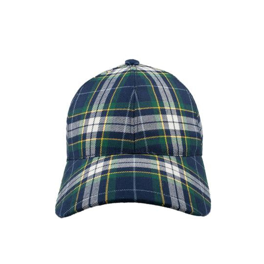 Casquette Green Scottish