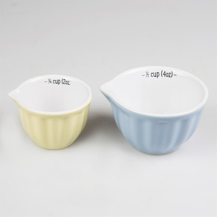 Tasses de dosage - measuring cups