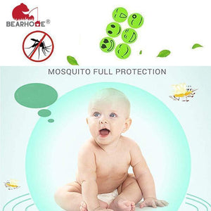 MoskiPatch™ - Natural Mosquito Repellent (60 Pcs)
