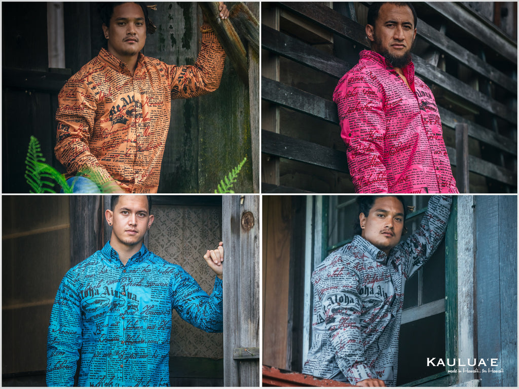 Kaulana Na Pua - Long Sleeves