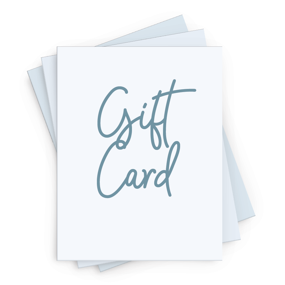 Oh Script Gift Card