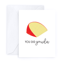 Load image into Gallery viewer, Cheese Greeting Card Set