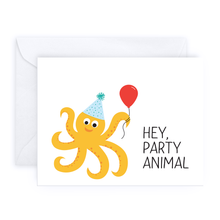 Load image into Gallery viewer, Hey Party Animal