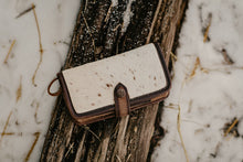 Load image into Gallery viewer, STS Cowhide Crossbody Wallet